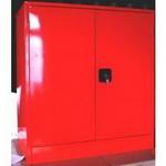 Шкафы для хранения дымососов с рукавами